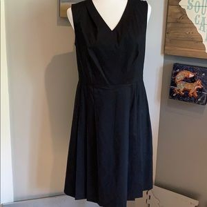 NWT Brooks brothers navy dress size 6